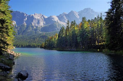 12 Most Beautiful Lakes in Germany (with Map & Photos