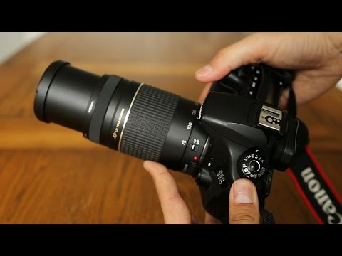 Canon T7 EOS Rebel DSLR Camera with EF-S 18-55mm f/3